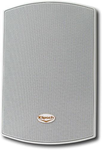 Klipsch - 300w Outdoor Speaker  - White