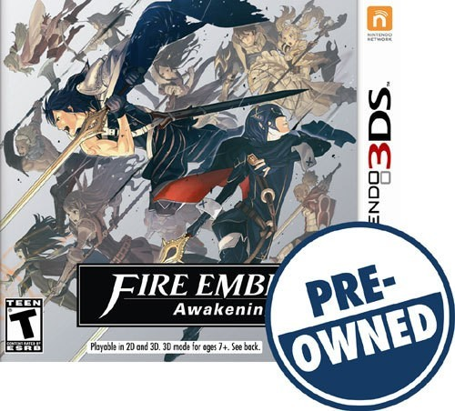 Fire Emblem: Awakening - PRE-Owned - Nintendo 3DS