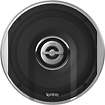 "Infinity - Primus 6-1/2"" 2-Way Car Speakers with Plus One Woofer Cones (Pair)"