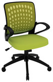 Z-Line Designs - Mesh Task Chair - Green