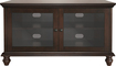"Bell'O - A/V Cabinet for Flat-Panel TVs Up to 46"" - Espresso"