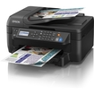 Epson - WorkForce WF-2650 Wireless All-In-One Printer - Black