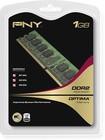 PNY - 1GB PC5300 DDR2 Desktop Memory