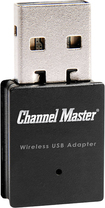 Channel Master - DVR+ Wireless-N USB 2.0 Adapter