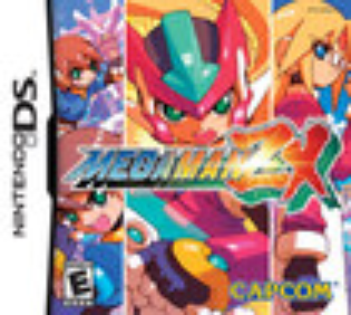 Mega Man ZX - Nintendo DS