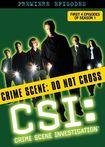 Csi: Crime Scene Investigation - The First Season, Disc 1 (dvd) 8004312