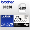 Brother - DR520 Drum Unit - Black