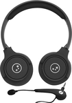 Able Planet - Clear Voice On-Ear Headset - Black