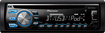 Pioneer - CD - Built-In Bluetooth - Apple® iPod®-Ready - In-Dash Receiver with Detachable Faceplate - Black