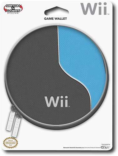 Click here for WII GAME WALLET 8012713 prices