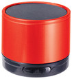 Craig - Portable Indoor/Outdoor Wireless Bluetooth Speaker - Red