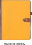 Griffin Technology - Back Bay Folio Case for Apple® iPad® 2nd- and 3rd-Generation and iPad with Retina - Orange/Brown