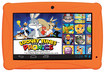 "ClickN Kids - 7"" Tablet - 8GB - Orange"