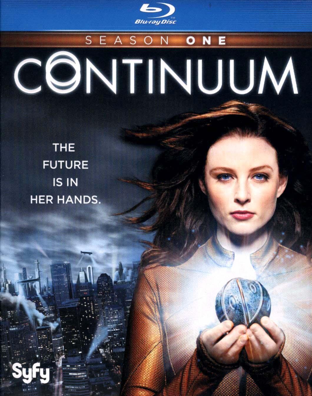 Continuum: Season One [2 Discs] [blu-ray] 8016048