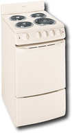 "Hotpoint - 20"" Freestanding Electric Range - Bisque"