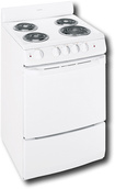 "Hotpoint - 24"" Freestanding Electric Range - White"