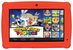"ClickN Kids - 7"" Tablet - 8GB - Red"
