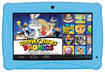 "ClickN Kids - 7"" Tablet - 8GB - Blue"