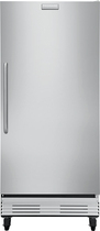 Frigidaire - 19.4 Cu. Ft. Refrigerator - Stainless-Steel/Black