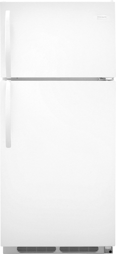 Frigidaire - 16.3 Cu. Ft. Top-Freezer Refrigerator - White
