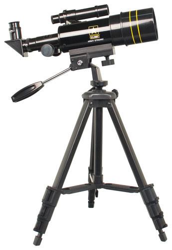 U.S. Army - 300mm Refractor Telescope - Black