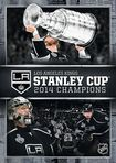 Nhl: Stanley Cup 2014 Champions - Los Angeles Kings (dvd) 8033005