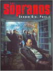 Sopranos: Season Six, Part I [4 Discs] (DVD) (Enhanced Widescreen for 16x9 TV) (Eng/Spa)