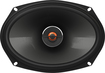 "JBL - 6"" x 8"" 2-Way Coaxial Car Speakers with Polypropylene Cones (Pair) - Black"
