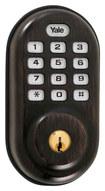 Yale - Push Button Deadbolt