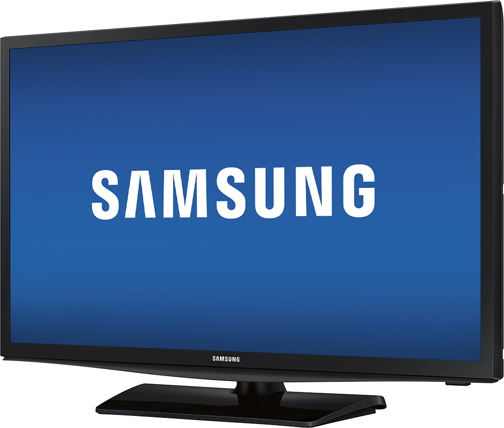 Small Televisions For Bedrooms Samsung 24 Class 23 5 8 Diag Led 720p Smart Hdtv