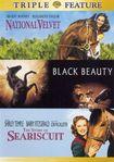 National Velvet/the Story Of Seabiscuit/black Beauty [2 Discs] (dvd) 8041816
