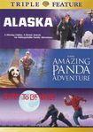 Born To Be Wild/alaska/the Amazing Panda Adventure [2 Discs] (dvd) 8041898