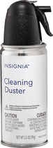 Insignia™ - 3.5-Oz. Cleaning Duster - White