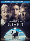 The Giver (Blu-ray Disc) (2 Disc) (Ultraviolet Digital Copy) 2014
