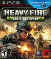 Heavy Fire: Shattered Spear - PlayStation 3|PlayStation 4
