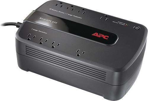 APC - Back-UPS 600VA UPS