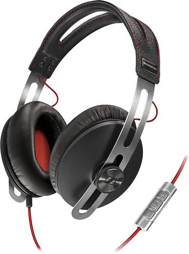 Sennheiser - MOMENTUM Over-the-Ear Headphones - Black