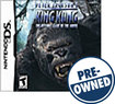 Peter Jackson's King Kong: The Official Game of the Movie — PRE-OWNED - Nintendo DS