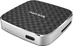 SanDisk - Connect 64GB Wireless Media Drive - Black