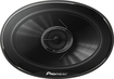 "Pioneer - 6"" x 9"" 2-Way Car Speakers with IMPP Composite Cones (Pair) - Black"