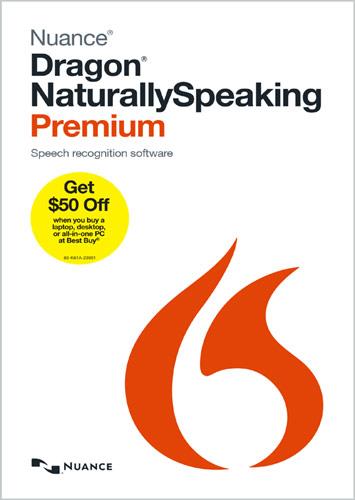 Dragon NaturallySpeaking 13 Premium - Windows
