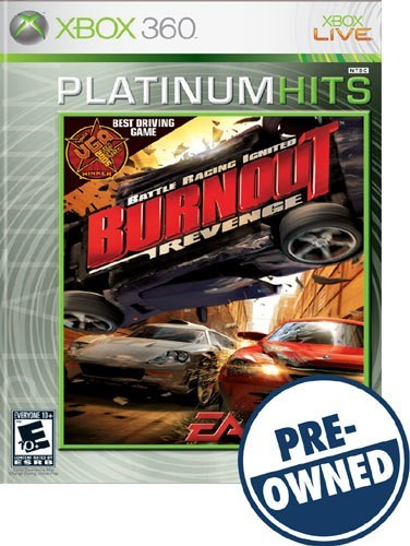 Burnout Revenge - PRE-Owned - Xbox 360