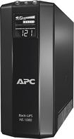 APC - Back-UPS 1080VA UPS - Black