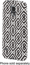 Dynex™ - Case for Samsung Galaxy S 5 Cell Phones - Geo Pattern