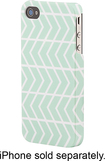 Dynex™ - Case for Apple® iPhone® 4S - Teal