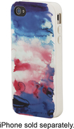 Dynex™ - Case for Apple® iPhone® 4S - Watercolor