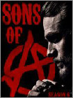 Sons of Anarchy: Season 6 [4 Discs] (Boxed Set) (Blu-ray Disc) (Eng)