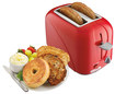 Proctor Silex - 2-slice Toaster - Red
