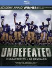 Undefeated [blu-ray] 8077041