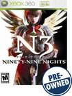 Ninety-Nine Nights — PRE-OWNED - Xbox 360